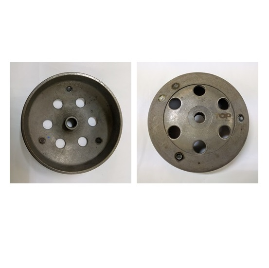 CAMPANA EMBRAGUE TOP PEUGEOT/PIAGGIO 107 MM.