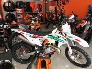 Nueva KTM 250 EXC Six Days 2021