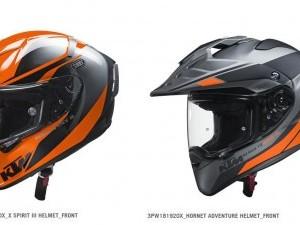 Nuevos Cascos Shoei fabricados en exclusiva para KTM