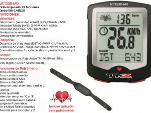 Cuentakilómetros para tu Bicicleta