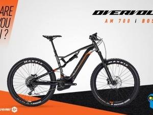 Premiada la bicicleta eléctrica Lapierre Overvolt AM 700i Bosch eBike Systems