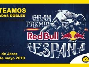 GRAN SORTEO: 2 ENTRADAS DOBLES PARA GRAN PREMIO MOTOS, CIRCUITO DE JEREZ