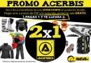 Promoción 2x1 Acerbis