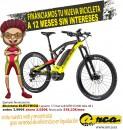 Ya no hay disculpa para no tener bicicleta nueva!!!