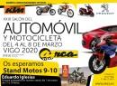Anca en la Feria del Automóvil y Motocicleta Vigo 2020
