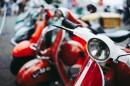 Vendas de motos em Portugal - Janeiro a Agosto de 2017
